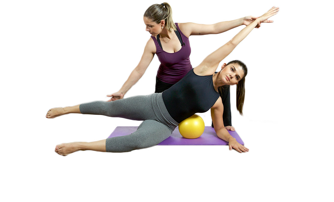 Pilates tradicional: do básico ao intermediário